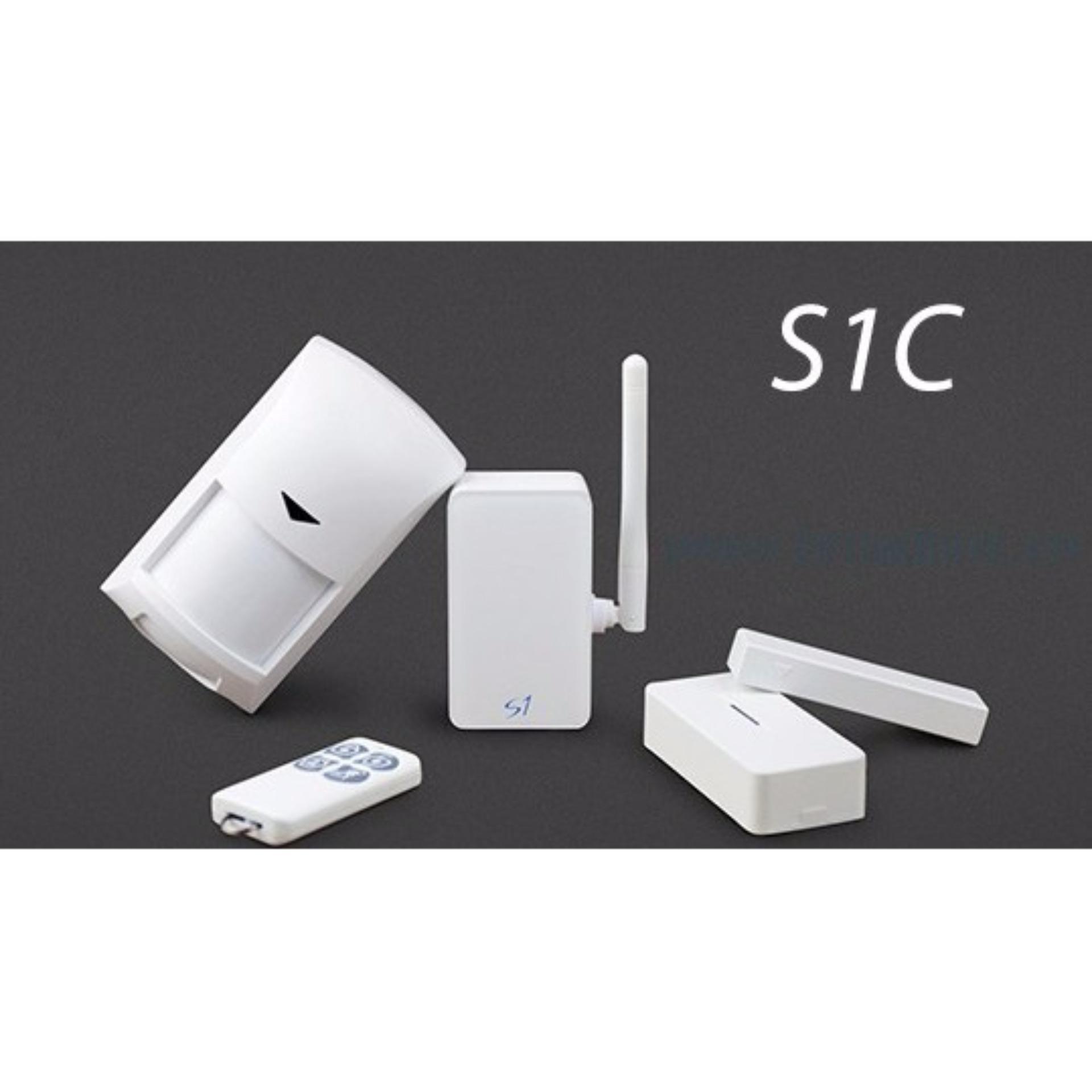 Trung tâm kiểm soát an ninh Broadlink SmartONE S1C