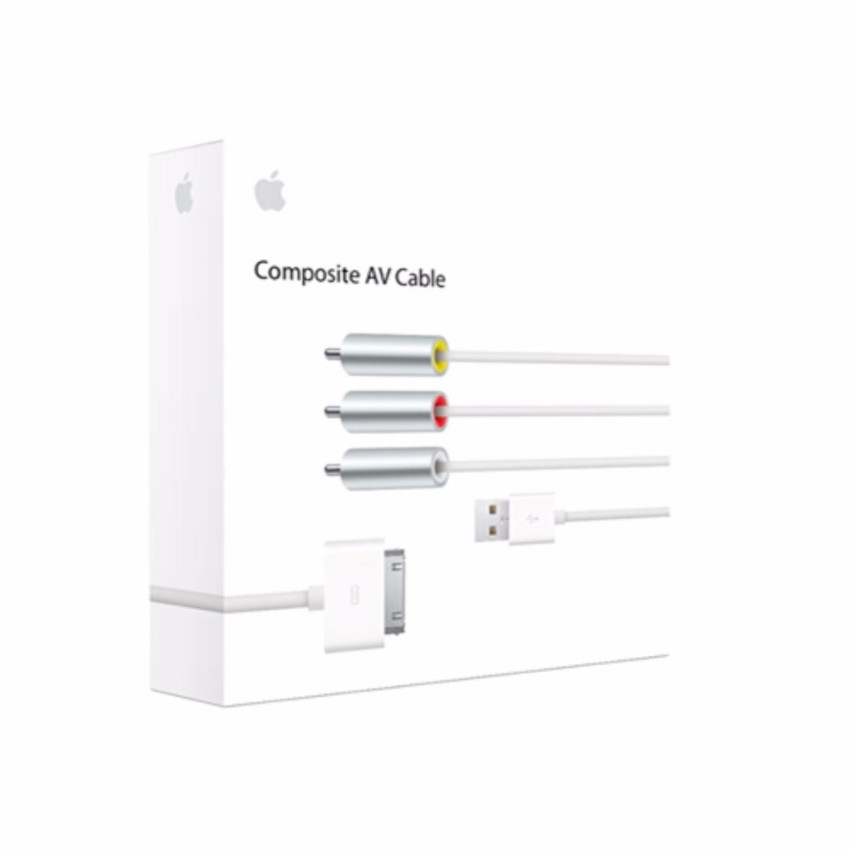 Cáp Apple Composite AV Cable MC748ZM/A