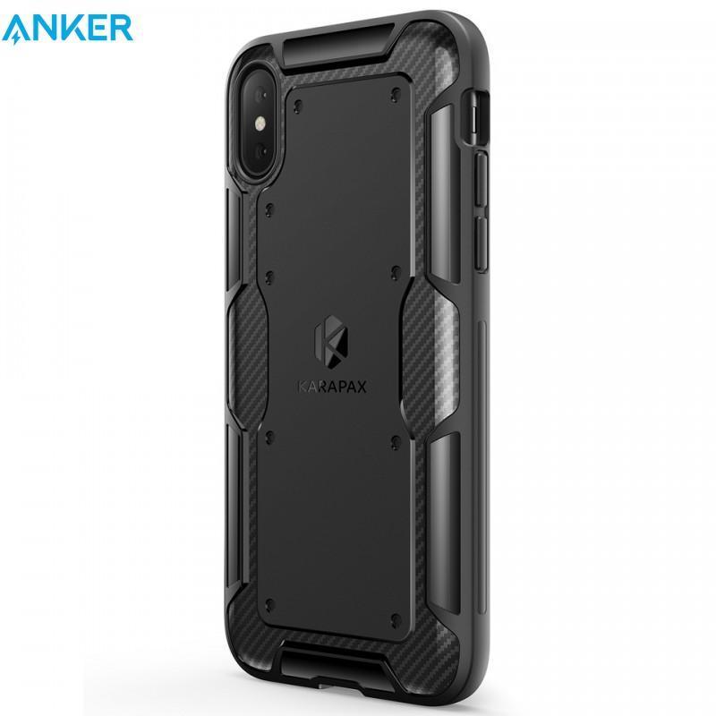 Ốp Lưng iPhone X Anker KARAPAX Shield - A9007 bảo vệ iphone X mạnh mẽ