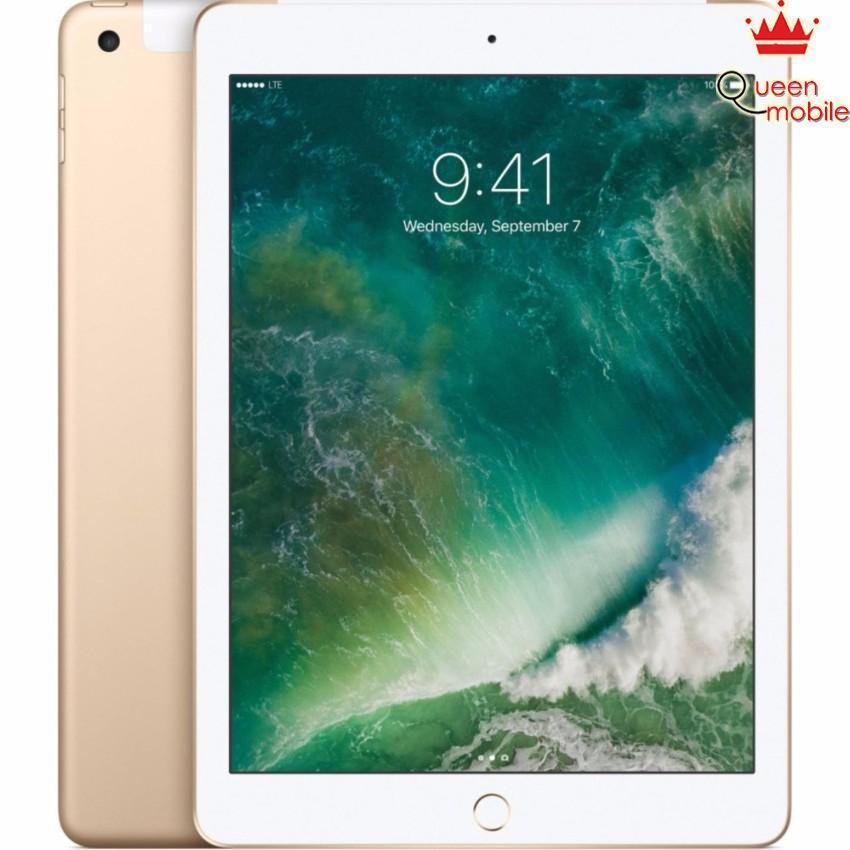 Máy tính bảng Apple iPad Gen5 4G/LTE (iPad Gen 5 9.7) – 2017 vàng 32gb - Hàng 99%