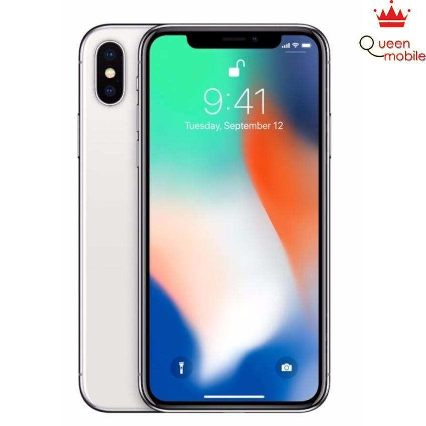 Apple iPhone X 256GB (Đen nhám) - Hàng 99%