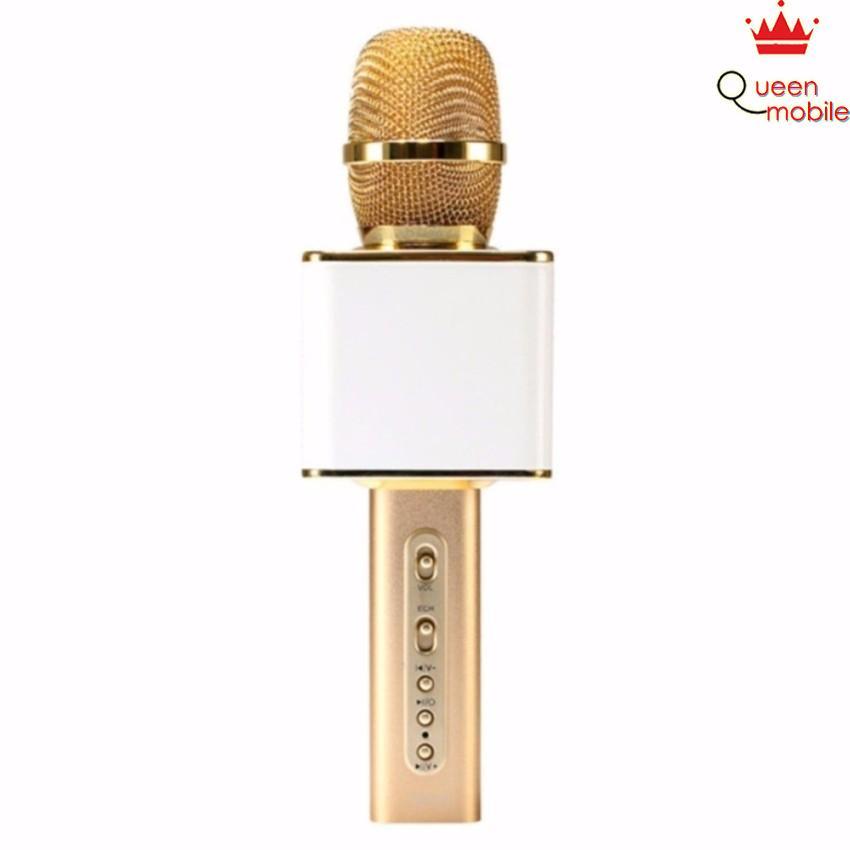 Micro hát Karaoke kiêm Loa Bluetooth cao cấp YS-10