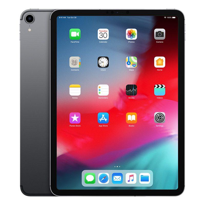 iPad Pro 11 inch (2018) 512GB Wifi (Space Grey) - Hàng Nhập Khẩu