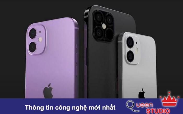 Cụm camera iPhone 12 Pro Max có thể lại bị chê cười