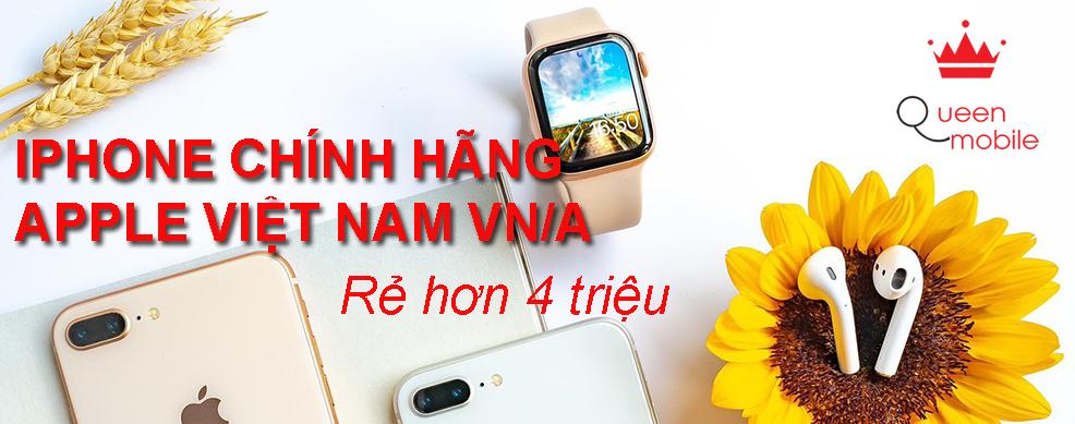 Apple chính hãng VN/a rẻ hơn 4tr