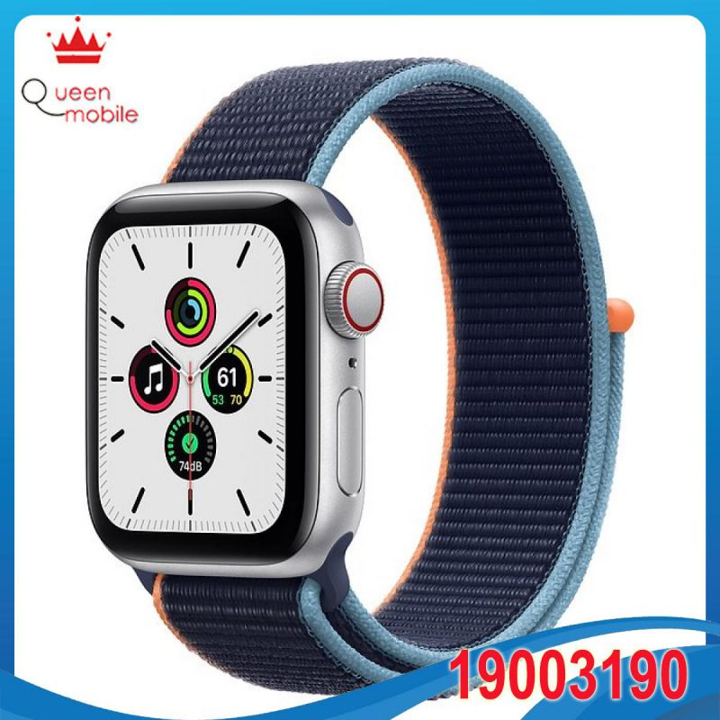 Đồng hồ thông minh Apple Watch Series 6 GPS + Cellular 44mm M09C3 RED Aluminium Case with PRODUCT(RED) Sport Band