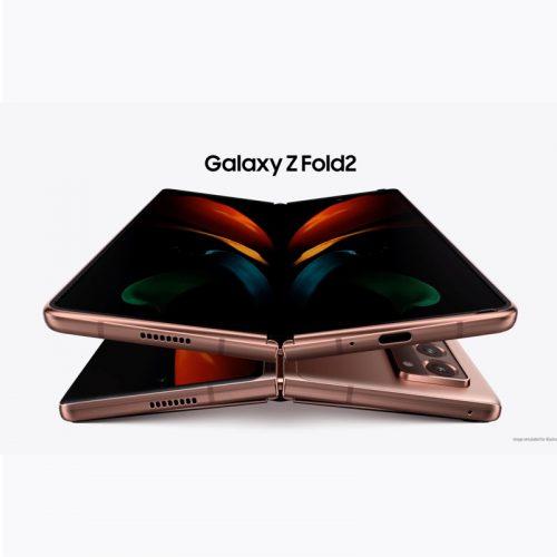 Samsung Galaxy Z Fold2 5G – Bản Hàn Quốc mới 100%