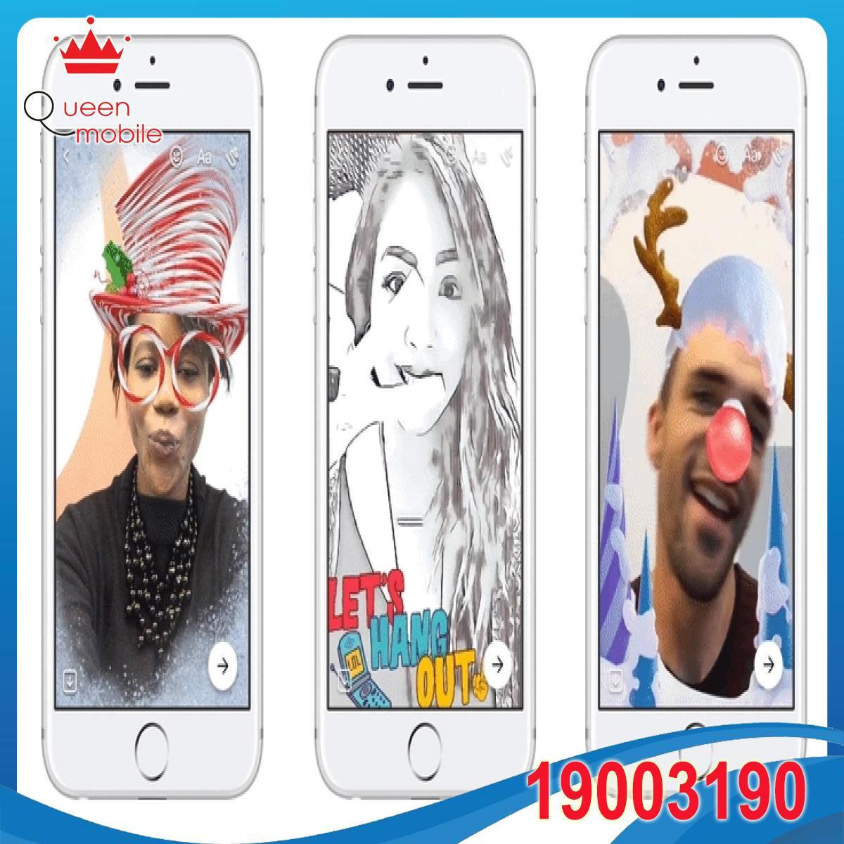 Facebook Messenger bổ sung tính năng Camera tương tự Snapchat