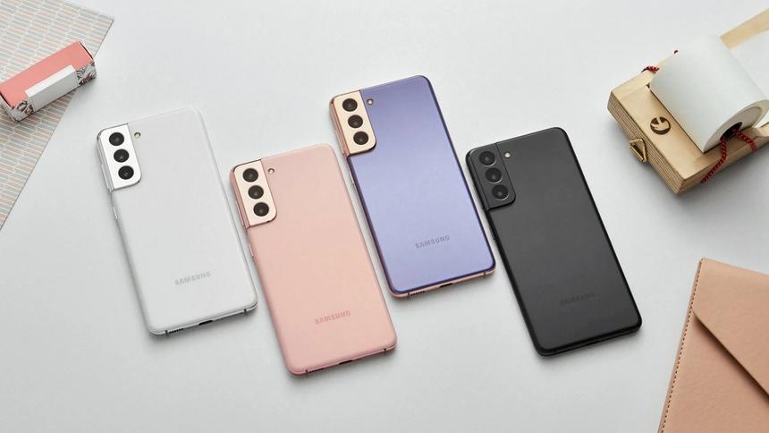 Samsung Galaxy S22 dần lộ diện