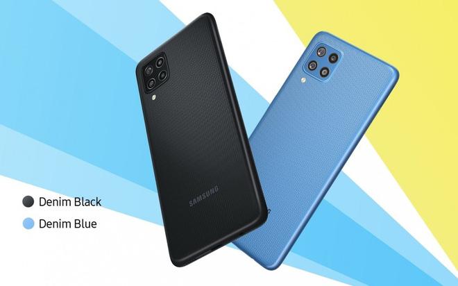 Samsung ra mắt Galaxy F22: Màn hình 90Hz, Helio G80, pin 6000mAh, giá từ 3.9 triệu đồng