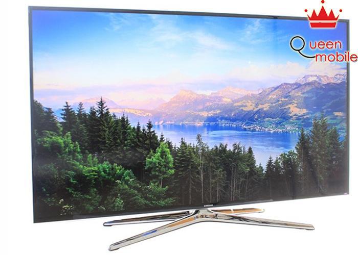 Đánh giá Smart Tivi 3D LED Samsung UA60H6400- Đẹp- Độc- Đỉnh