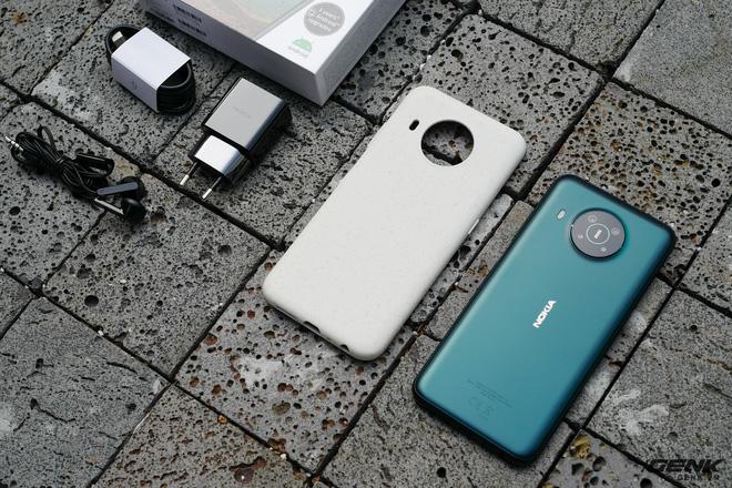 Trên tay Nokia X10: cụm 4 camera Zeiss độc đáo, vi xử lý Snapdragon 480, có hỗ trợ 5G